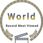 World Record Most Viewed 🌐